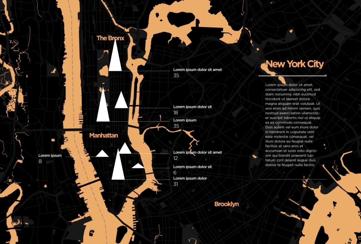bny mellon report design infographic